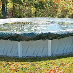 Ripstopper Pool Covers